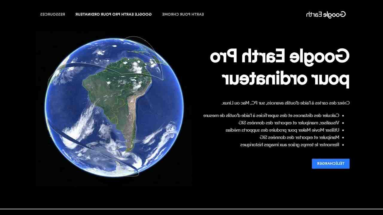 Is there a Google Earth in real time?