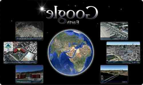 Is there a live satellite view of Earth?
