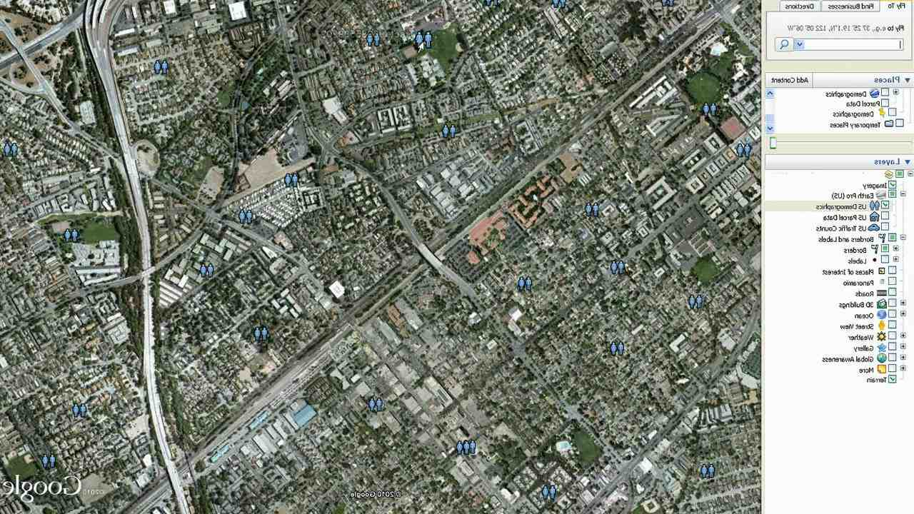 Why is Google Earth so blurry now?